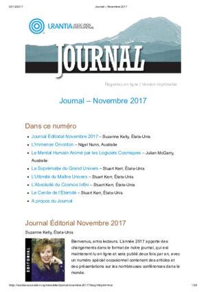 Journal 2017 11