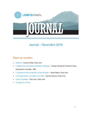 Journal 2018 11