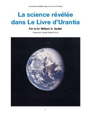 La science révélée dans Le Livre d'Urantia