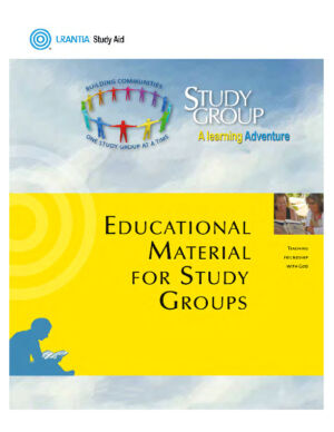 Educational Material for Study Groups (anglais)