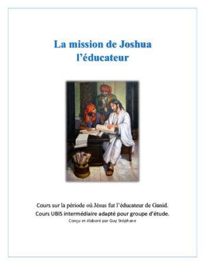 La mission de Joshua l'éducateur, cours intermédiaire